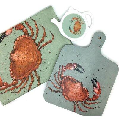 Emma Ball 3 Piece Crab Kitchen Set