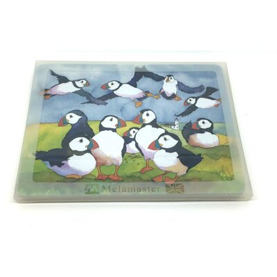 Emma Ball Puffin Laminated Placemat