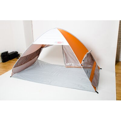 iGSM Ltd Cabana Pop up Family Size Beach Tent with 50+ UPF Sun Protection