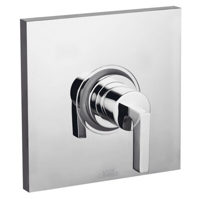Axor Axor Citterio Pressure Balance Faucet Trim with Lever Handle