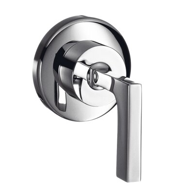 Axor Axor Citterio Volume Control Faucet Trim with Lever Handle