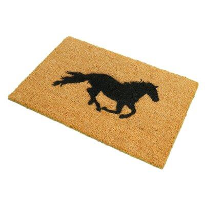 Artsy Doormats Horse Doormat