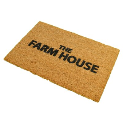 Artsy Doormats Farmhouse Doormat