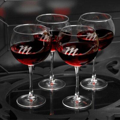 Allamuchy Personalizedes 20 Oz. Red Wine Glass