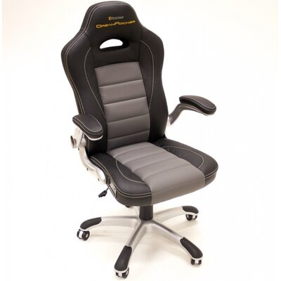 InteractiveMinds X-Dream High-Back Task Chair with Arms