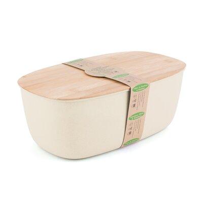 Bread Box Color: White