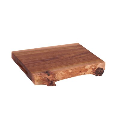 Harch Wood Couture Double Sided Waney Edge Chopping Board