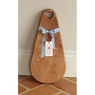 Harch Wood Couture Raindrop Cutting Board