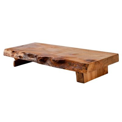 Harch Wood Couture Waney Edge Cutting Board