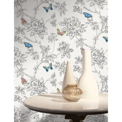 Holden Decor Tahlia 10.05m L x 53cm W Roll Wallpaper