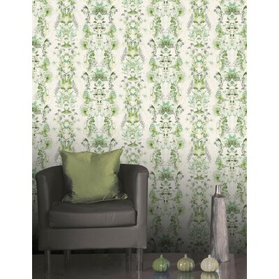 Holden Decor Penelope 10.05m L x 53cm W Roll Wallpaper