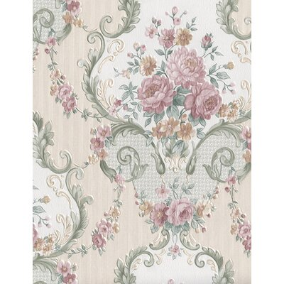 Holden Decor Eugine 10.05m L x 53cm W Roll Wallpaper