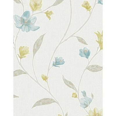 Holden Decor Avonlea Blown 10.05m L x 53cm W Roll Wallpaper