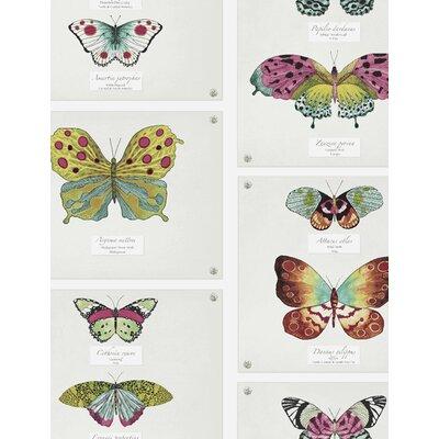 Holden Decor Papilio 10.05m L x 53cm W Roll Wallpaper
