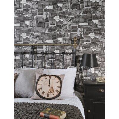 Holden Decor Memories of Paris 10.05m L x 53cm W Roll Wallpaper