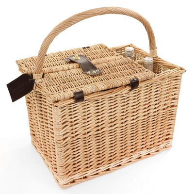 Greenfield Arundel Willow Picnic Hamper for Two People