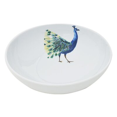 Catchii Birds of Paradise Peacock Head Bowl