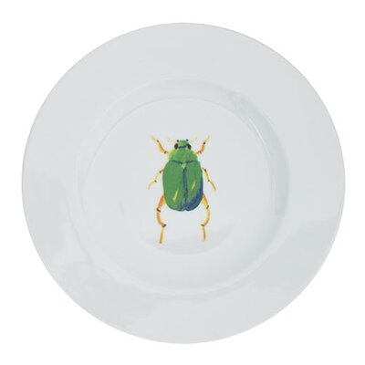 Catchii Birds of Paradise 21cm Beetle Plate