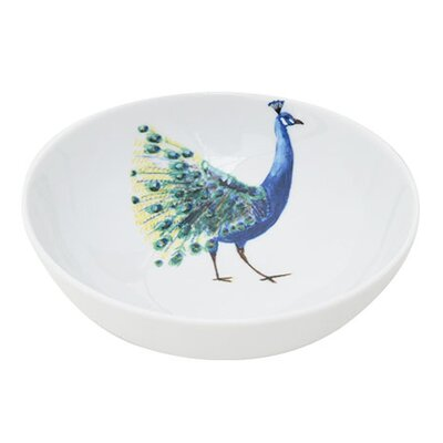 Catchii Birds of Paradise Peacock Head Bowl