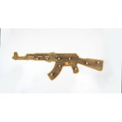 DIY AK47 Wall Hook
