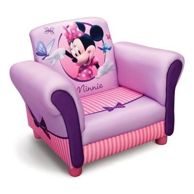 DeltaChildrenUK Minnie Mouse Children's Club Chair