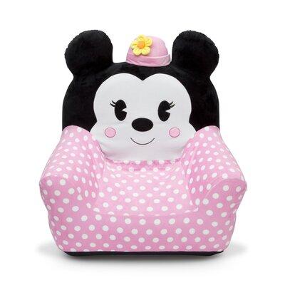 DeltaChildrenUK Minnie Children's Club Chair
