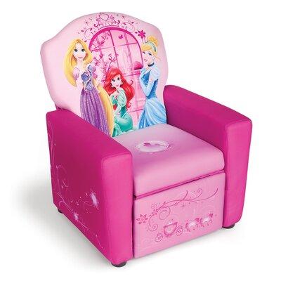 DeltaChildrenUK Princess Children's Recliner