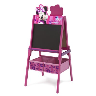 DeltaChildrenUK Minnie Mouse Double Sided Board Easel
