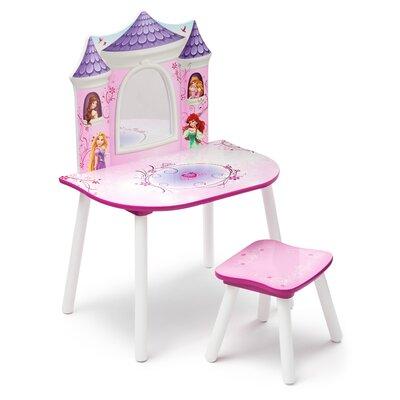 DeltaChildrenUK Dressing Table Set with Mirror