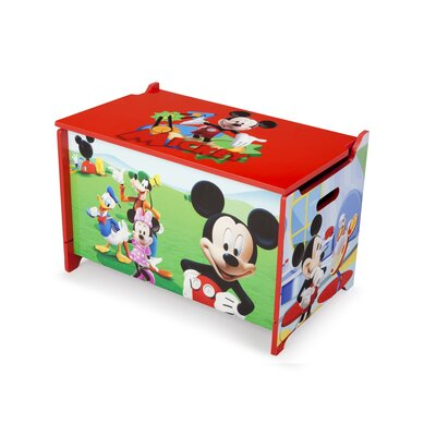 DeltaChildrenUK Mickey Toy Box