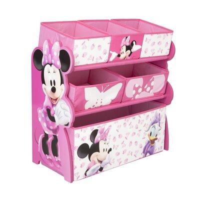 DeltaChildrenUK Minnie Toy Organizer