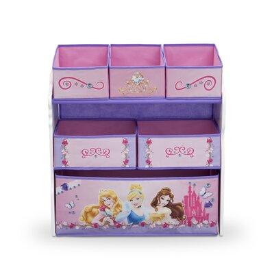 DeltaChildrenUK Princess Toy Organizer