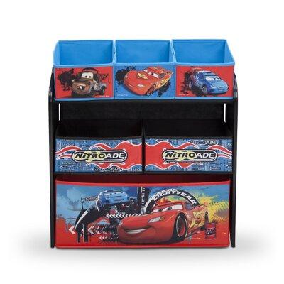 DeltaChildrenUK Cars Toy Organizer