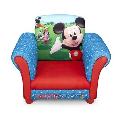 DeltaChildrenUK Mickey Mouse Children's Club Chair