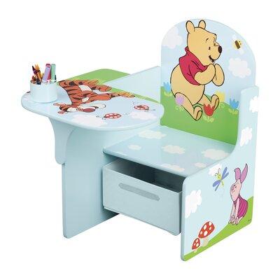 DeltaChildrenUK Winnie The Pooh Children's Desk Chair