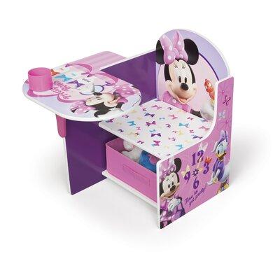 DeltaChildrenUK Minnie Mouse Children's Desk Chair