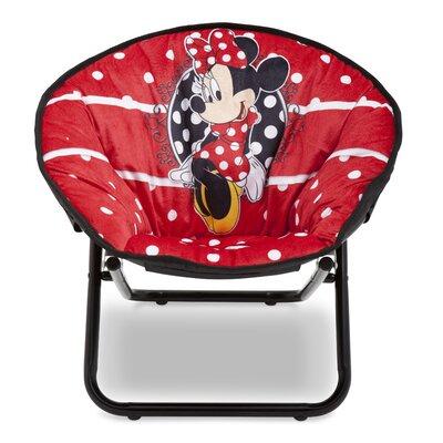 DeltaChildrenUK Minnie Children's Saucer Chair