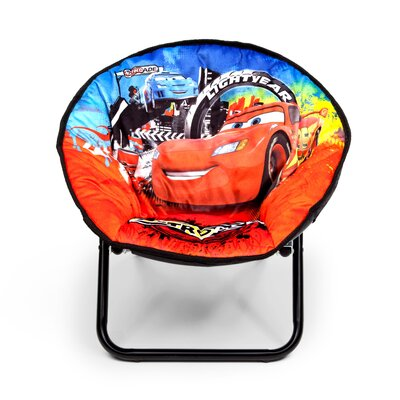DeltaChildrenUK Cars Children's Saucer Chair