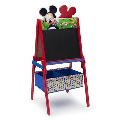 DeltaChildrenUK Mickey Mouse Double Sided Board Easel