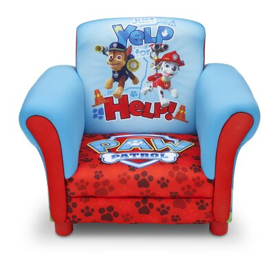 DeltaChildrenUK Paw Patrol Children's Club Chair