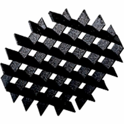 """4-3/4"""" Cube Cell Louver for Landscape Lighting"""