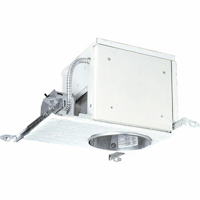 """Progress Lighting LED Pro-Optic Fire Rated 6"""" Recessed Housing"""