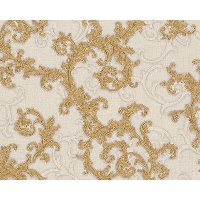 Versace Home 3D Geprägte Tapete Baroque & Roll 1005 cm H x 70 cm B