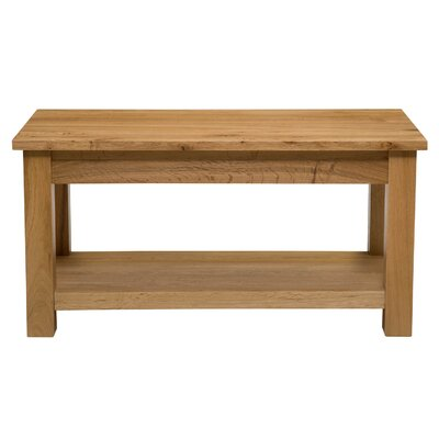 Hallowood Furniture New Waverly Coffee Table