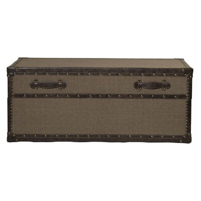 Hallowood Furniture Expedition Large Storage Trunk