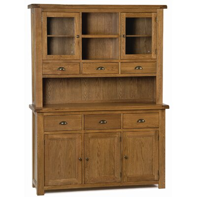 Hallowood Furniture Rochester Display Cabinet