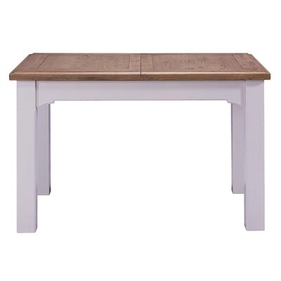 Hallowood Furniture Devon Extendable Dining Table