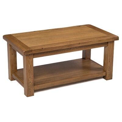 Hallowood Furniture Rochester Coffee Table