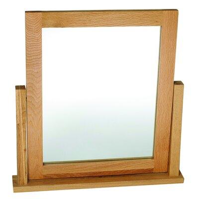 Hallowood Furniture Camberley Rectangular Dressing Table Mirror