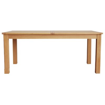 Hallowood Furniture Ashbourne Extendable Dining Table